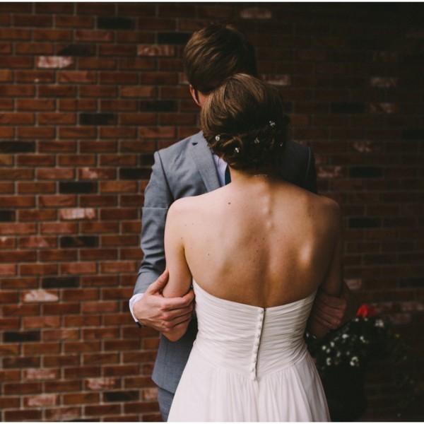 S + J / Steinbach Manitoba Wedding