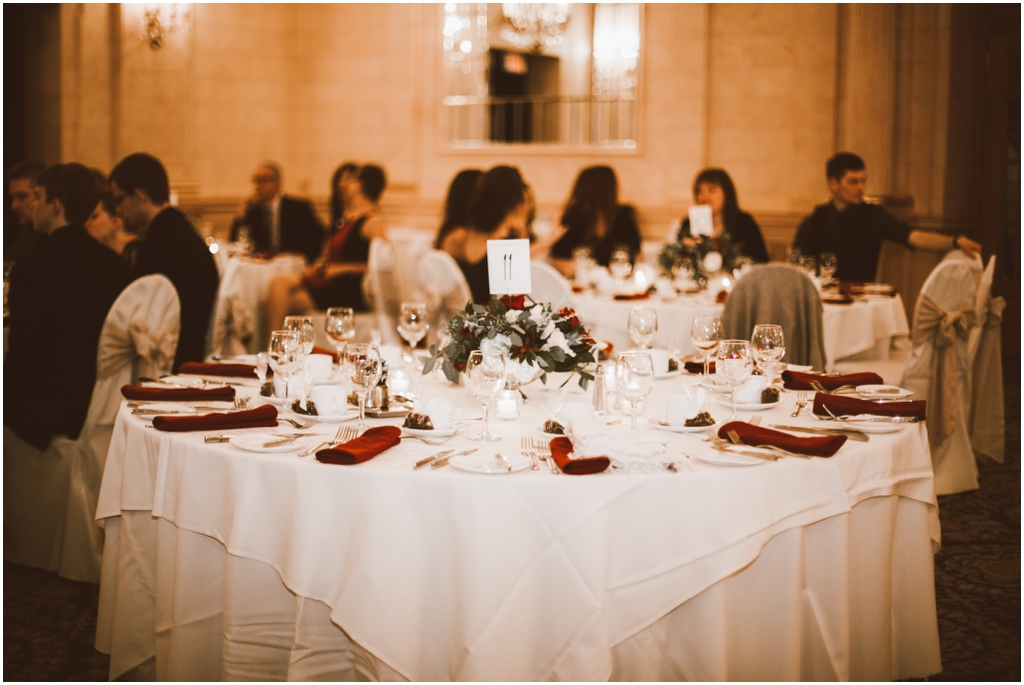 Winnipeg Wedding Fort Garry Hotel