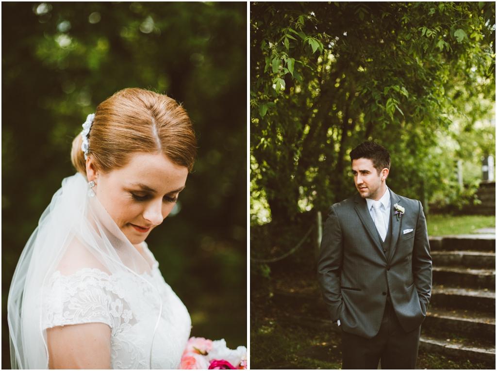 Winnipeg Bride and Groom