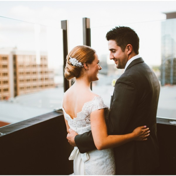 Downtown Winnipeg Radisson Hotel Wedding