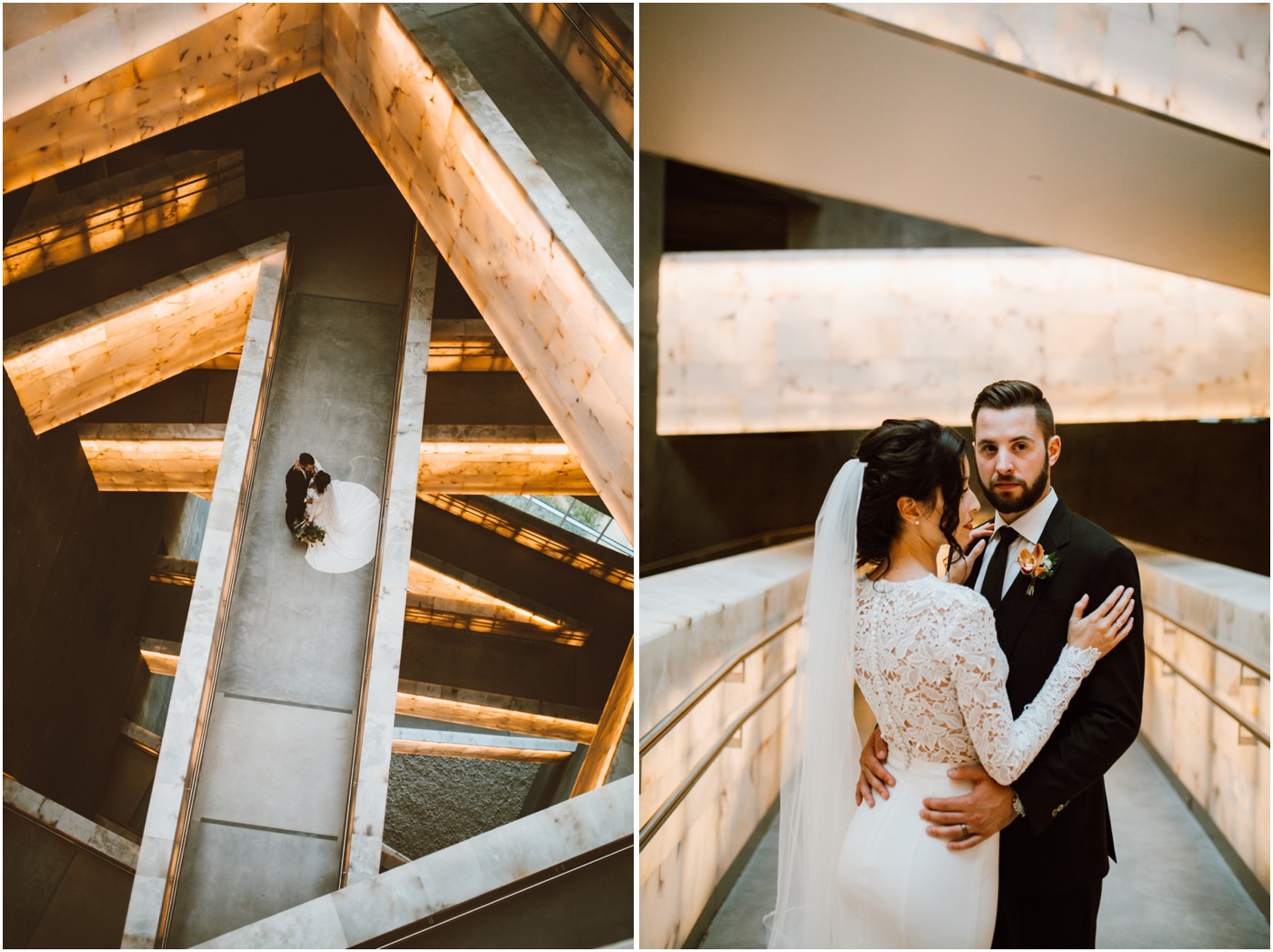 Canadian Human Rights Museum Wedding