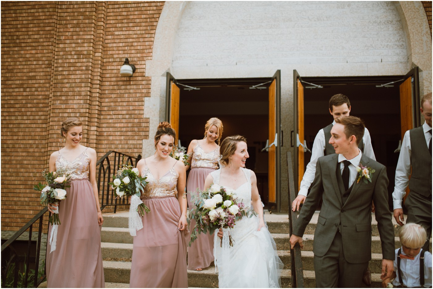 Red River College Wedding