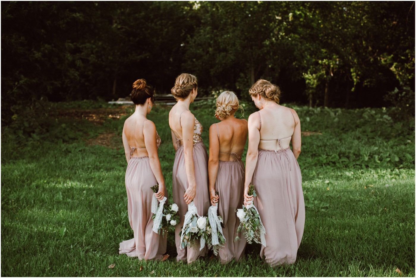 Bridesmaid Dresses Hush and Shout Winnipeg
