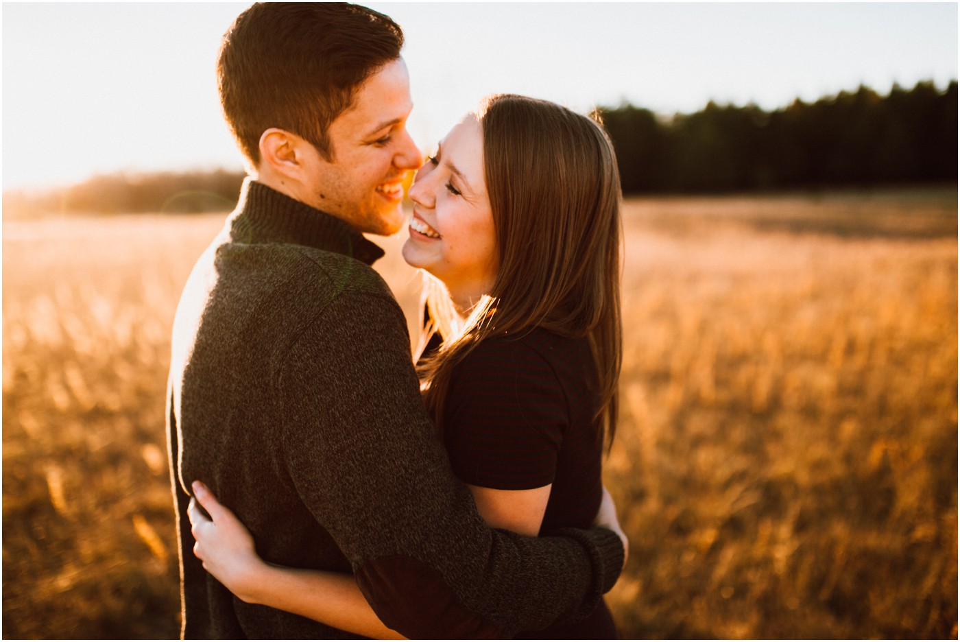 Manitoba Fall Engagement Session