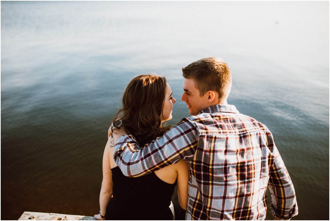 Whiteshell Engagement Photos