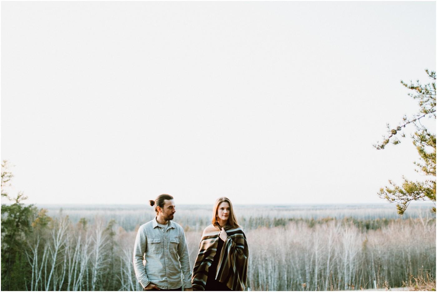 Manitoba Couple Photo Session