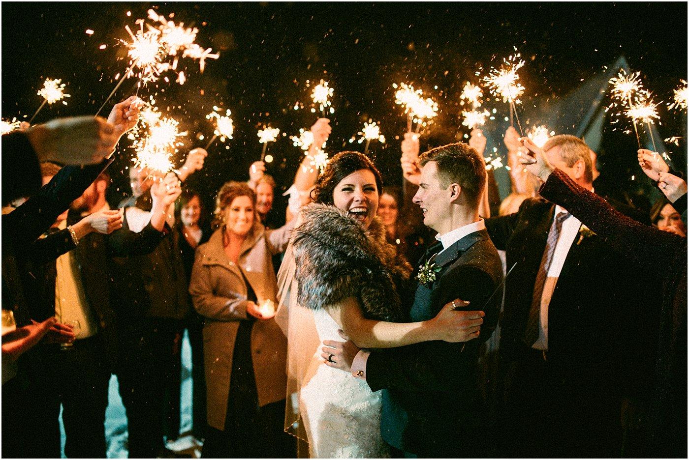 Winnipeg Winter Wedding Photography