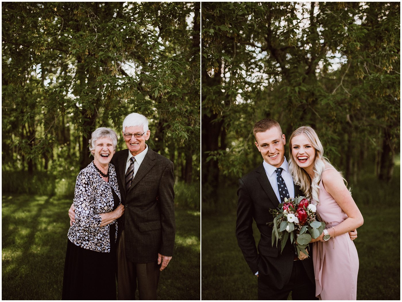 Cielo's Garden Steinbach Wedding
