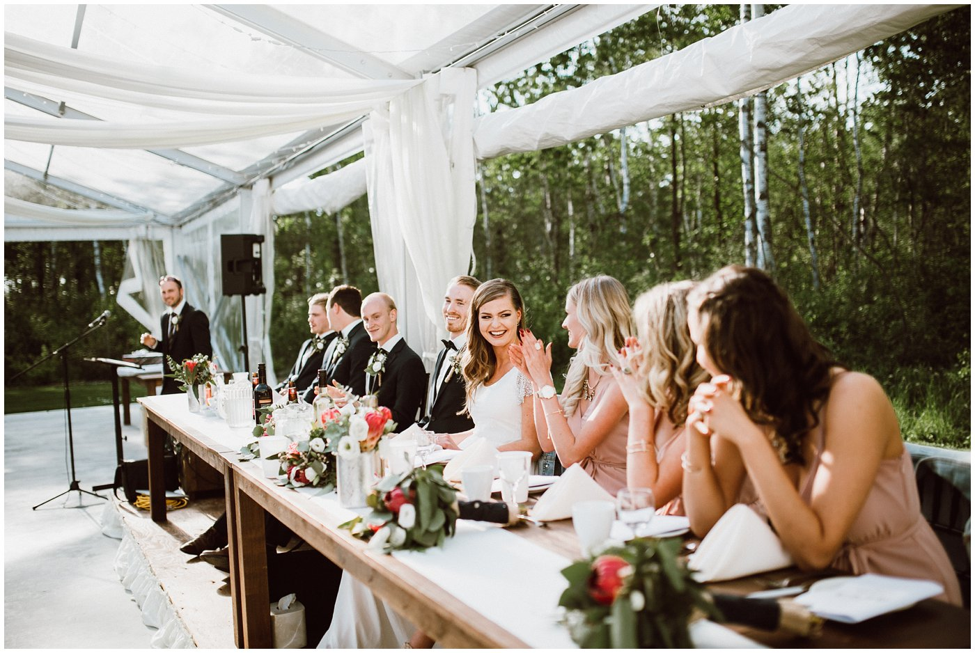 cielo u0027s garden steinbach wedding rachel jon ariana tennyson