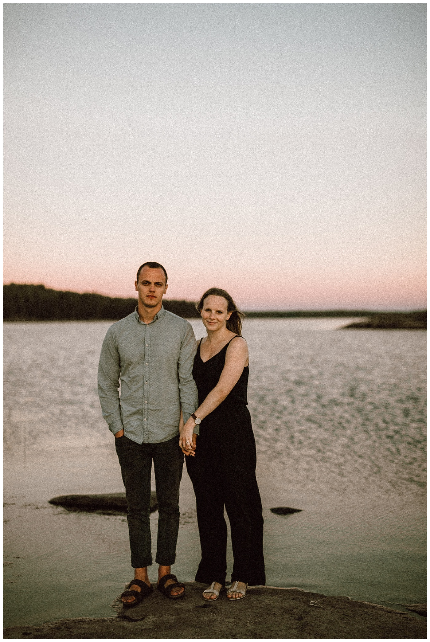 Canadian Elopement Anniversary Session
