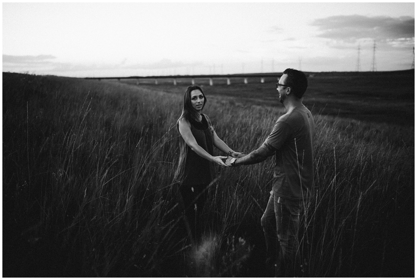 Winnipeg Anniversary Engagement Session