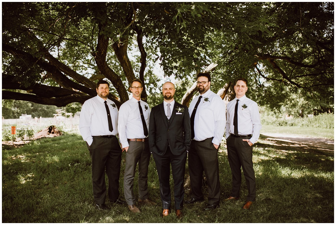 Eph Apparel Wedding Winnipeg