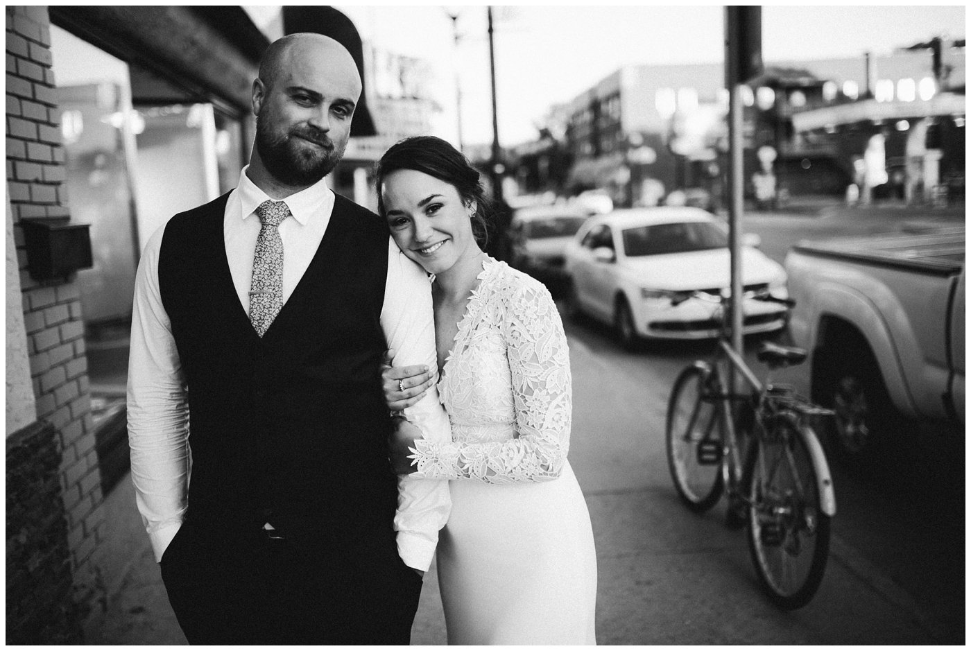 Deseo Bistro Winnipeg Wedding
