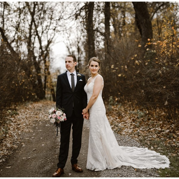 Winnipeg Wedding at Bridges Golf Course