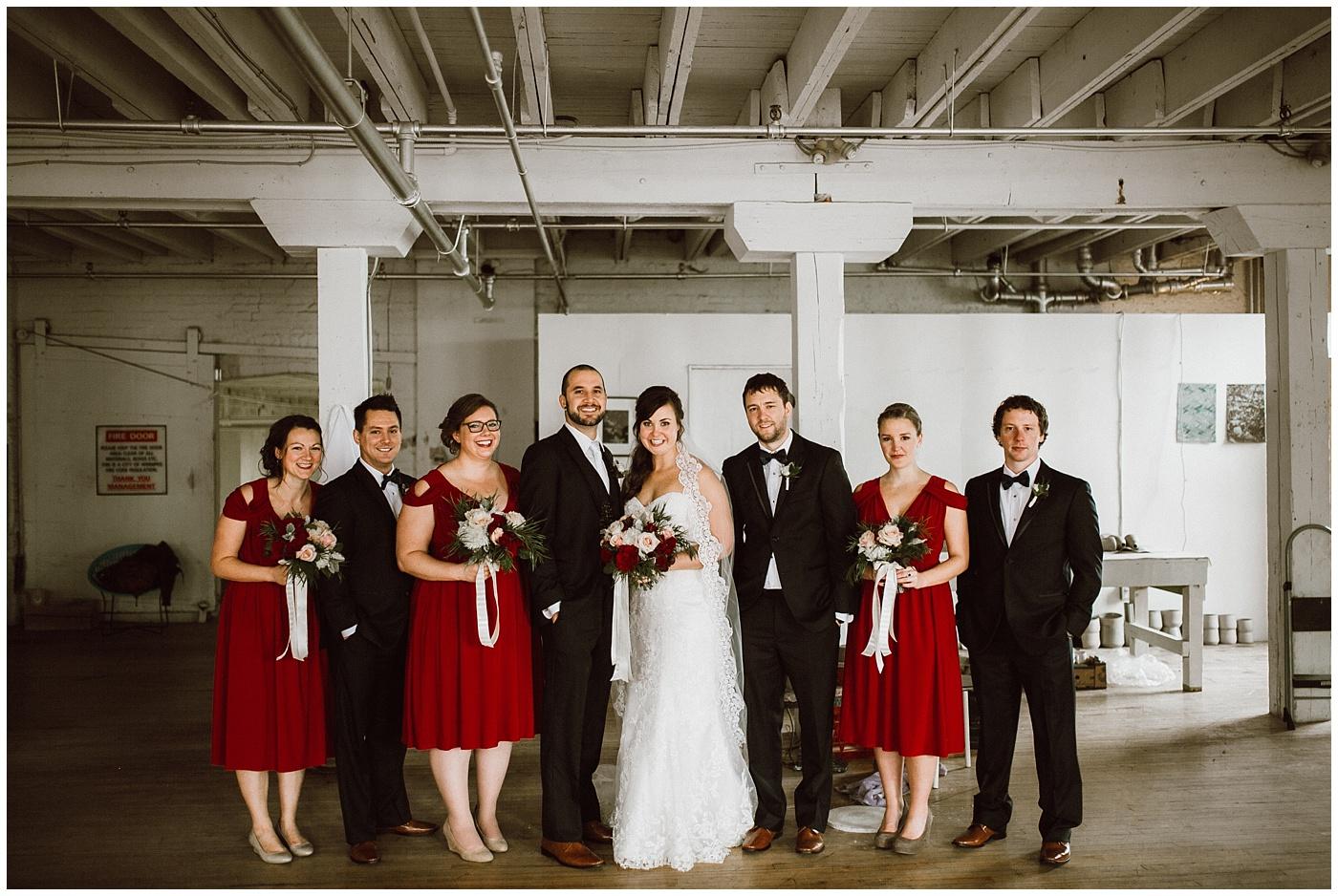 Qualico Family Centre Wedding In Winnipeg Ariana Tennyson Photography