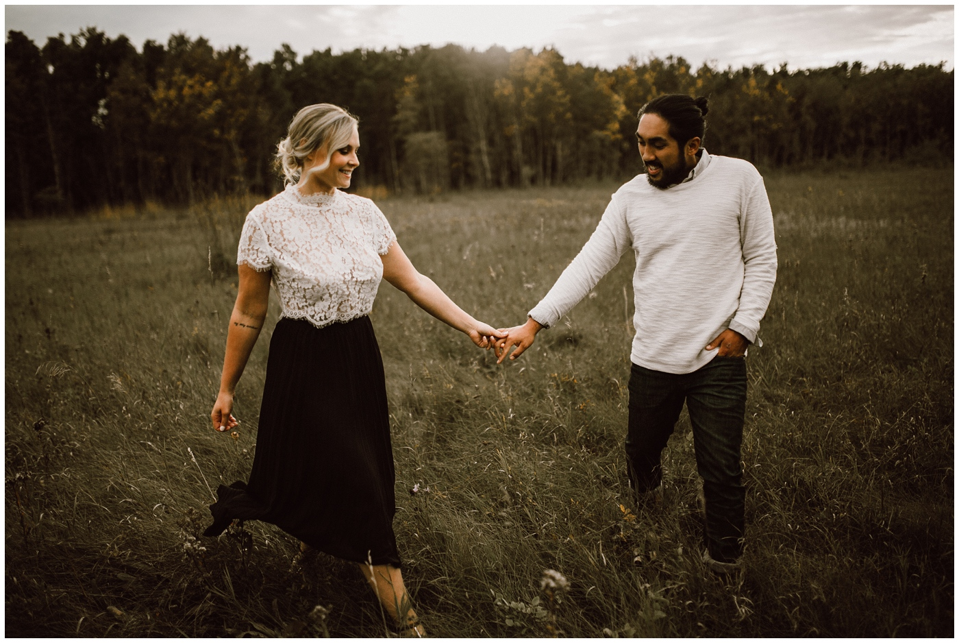 Assiniboine Forest Engagement Session