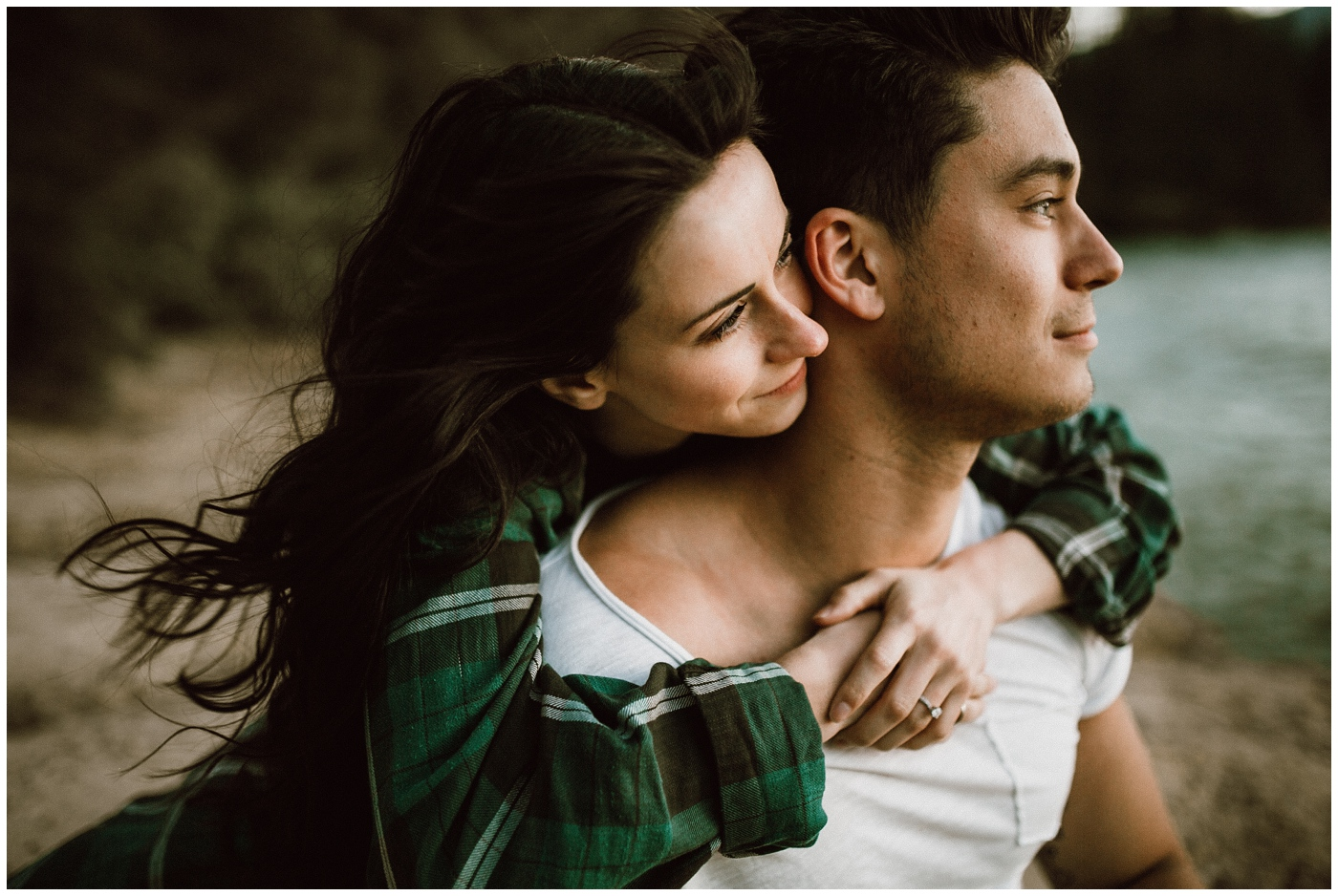 Redding California Engagement Session