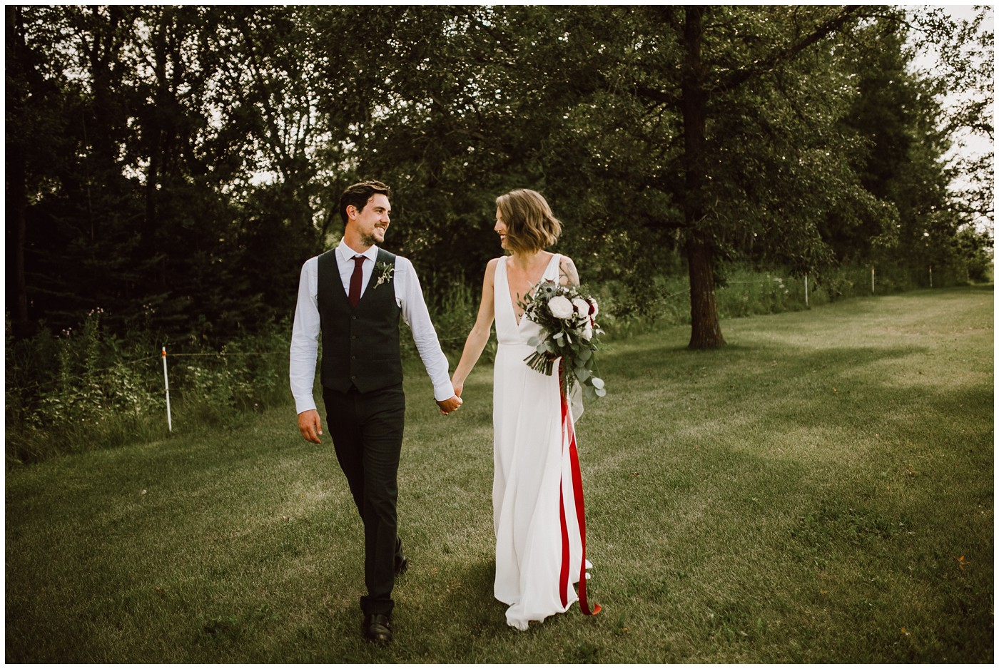Whiteshell Cabin Wedding