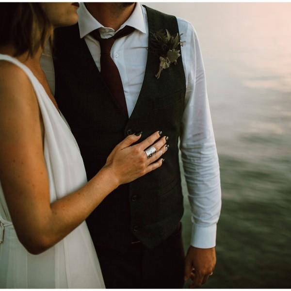 Whiteshell Cabin Wedding
