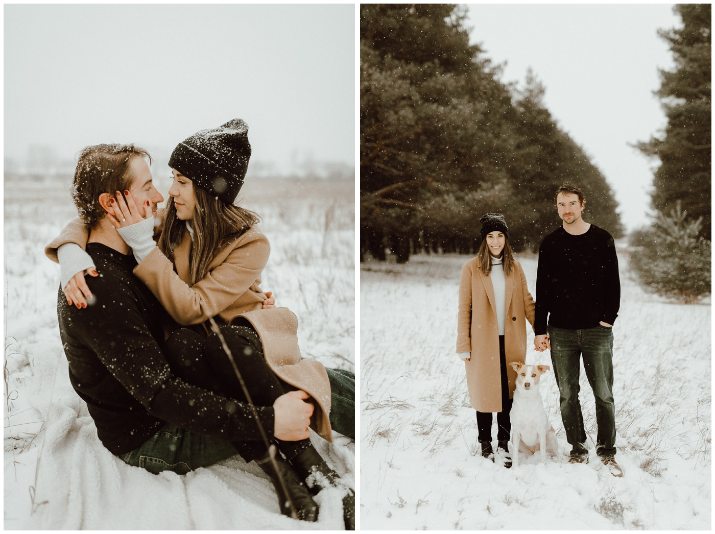 Winnipeg Winter Engagement