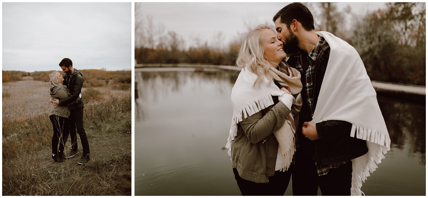 Fort Whyte Engagement Session